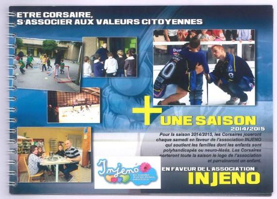 CORSAIRE 20142015