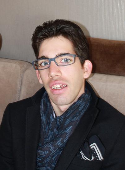Benoit Yon 2013