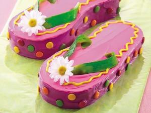 Flip-Flops-Cake
